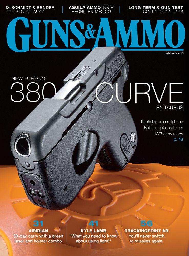 First Look: Taurus Curve   Guns & Ammo #gunsammo