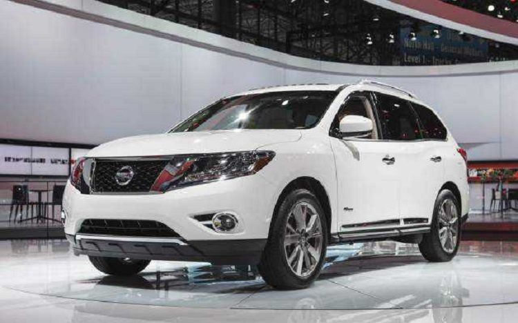 2017 Nissan Pathfinder Review Redesign Release Date Http Svu2017 Visit
