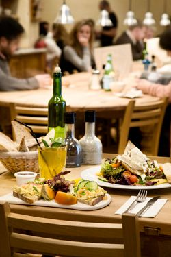 Hemos probado... Le Pain Quotidien: El restaurante must de Pippa