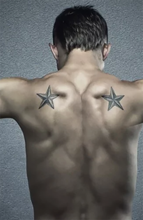 25 Coolest Shoulder Tattoos for Men