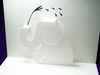 Pin By Keren Bound On Pop Up Card Animals2 Kirigami Pop Up Card Templates Origami And Quilling