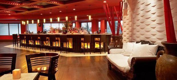 Beijos Lounge At Texas De Brazil In Miami Beach