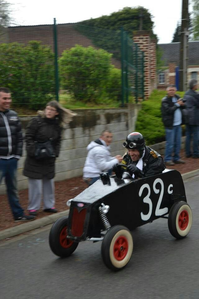 I raced Cory Booker in a soapbox derby. The person who won was a kid ...
