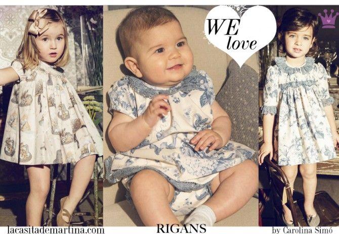 moda infantil rigans