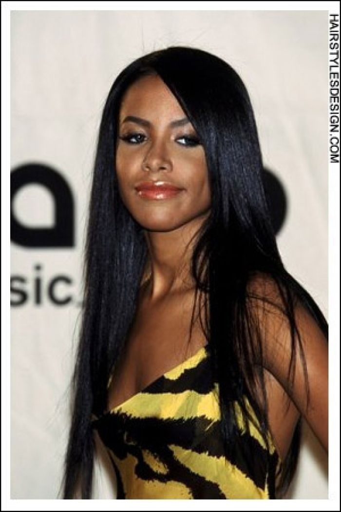 Aaliyah - Jet black hair color | Live In Good Hair Color ...