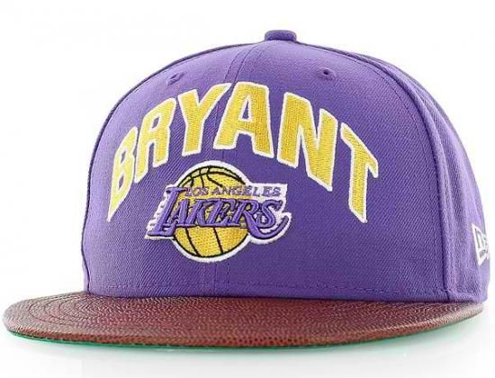 a194d92e4b1 Kobe Bryant NBA Players Los Angeles Lakers 59Fifty Fitted Baseball Cap by NEW  ERA x NBA