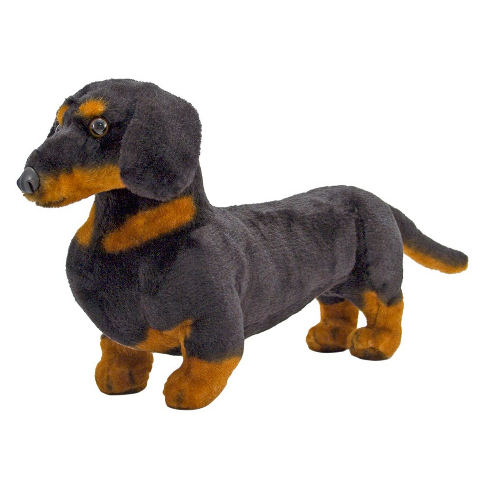 Melissa Doug Giant Dachshund Plush Dog Toys Dog Stuffed