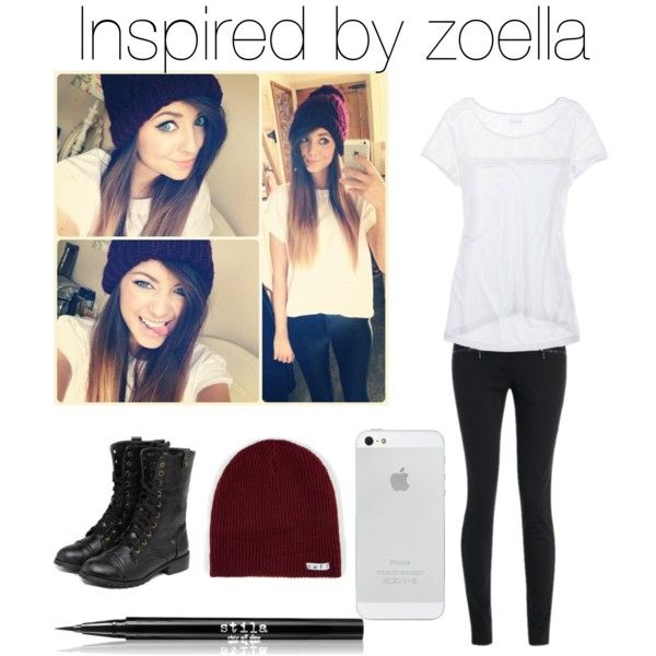 Inspired By Zoella 39 S Outfit By Aliciamontanez On Polyvore Fashion Pinterest Zoella