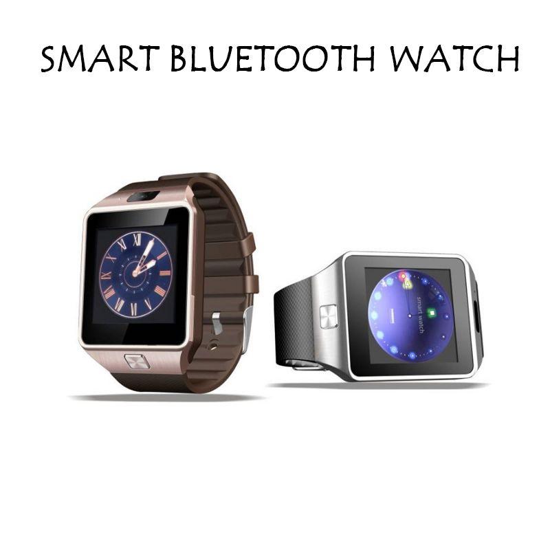 2016 neue smart watch dz09 mit kamera bluetooth armbanduhr sim-karte smartwatch für ios android handys support multi sprachen //Price: $US $14.76 & FREE Shipping //     #smartuhren