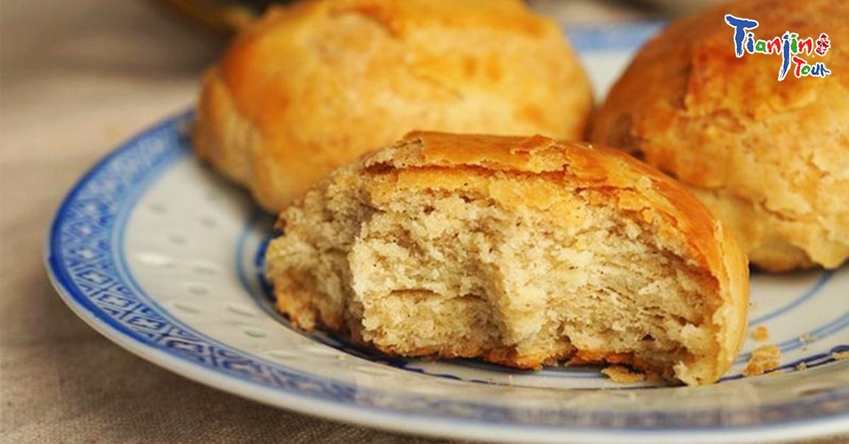 Baked Wheat Cake is one of the most famous traditional