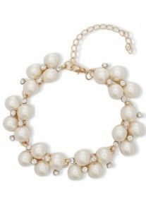 اكسسوارات يد انسيالات Jewelry Pearl Necklace Necklace