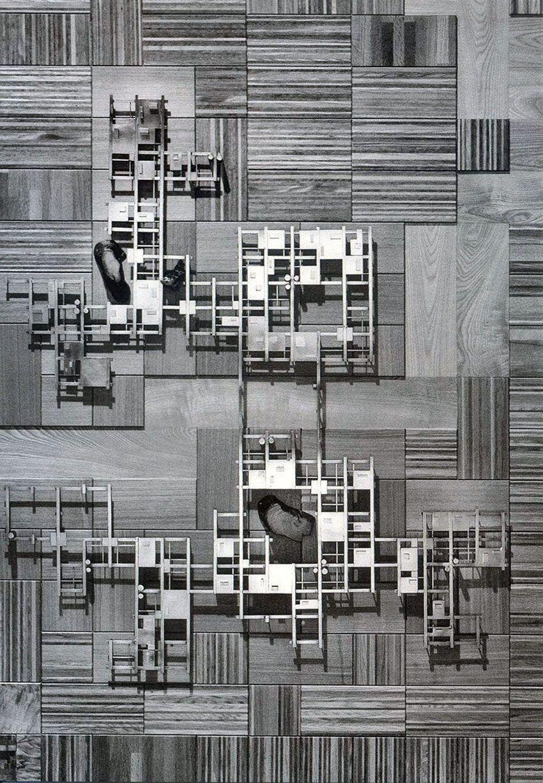 Agricultural city 1960 kisho kurokawa grid for Architektur 1960