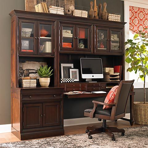 Study Desk Love The Pullout Ipad Stand And All The Drawers And Storage Home Office Furniture Furniture Home