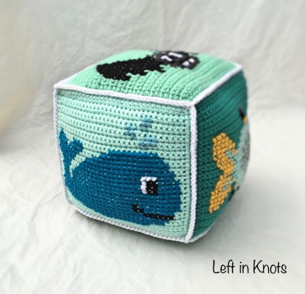 Grids For Kids! V-X - Left In Knots Featured on Tuesday PIN-spiration Link Party!