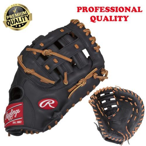 12 5 034 1st Baseman 039 S Mitt Rawlings Glove First Base Gamer Lefty Hand Throw Glove Hand Thrown Baseball Glove Rawlings
