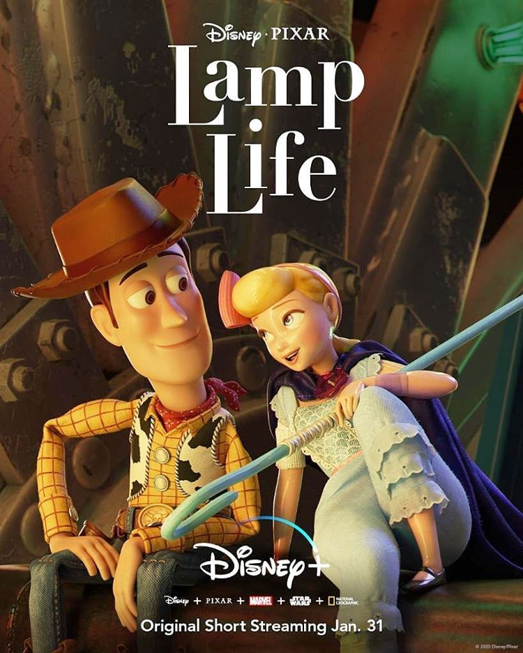 Pin By Camille Singleton On My Entertainment In 2020 Bo Peep Toy Story Pixar Shorts New Toy Story