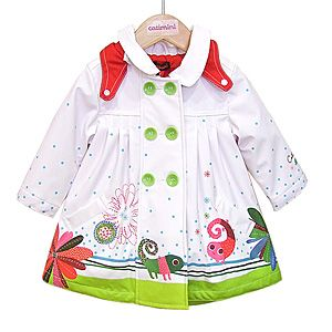 girls rain coats | ... » Raincoats/Boots » Catimini *Spirit ...