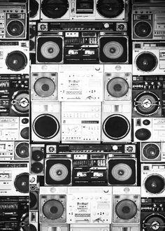 Ghetto Blaster Collection