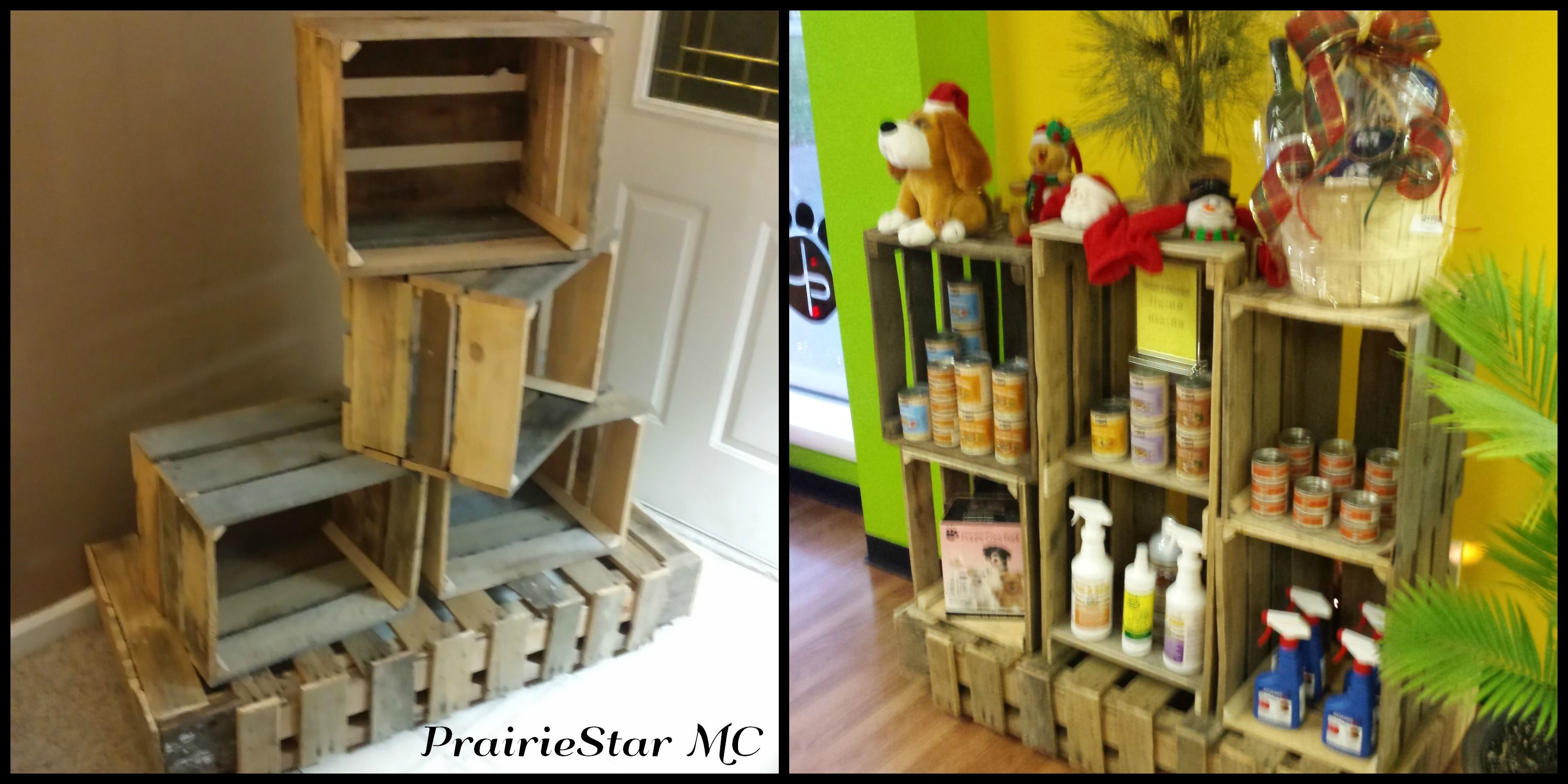 Customized Rustic Pet Store Display Pet Store Display Pet Store Pet Boutique