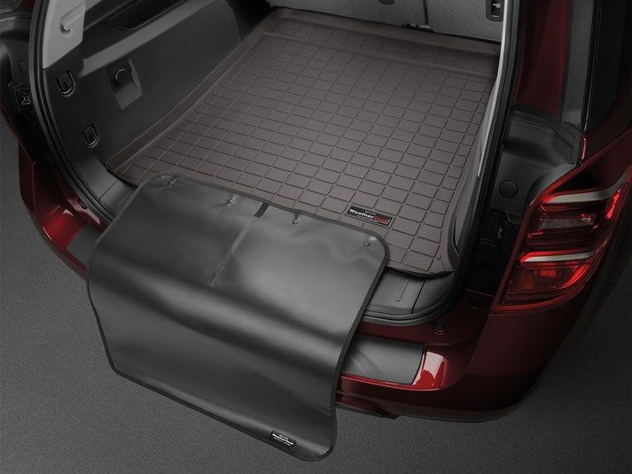 2015 Chevrolet Suburban Cargo Mat And Trunk Liner For Cars Suvs And Minivans Weathertech Com Cargo Liner Weather Tech Bumper Protector