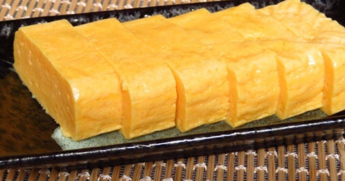 甘い 卵焼き レシピ 人気