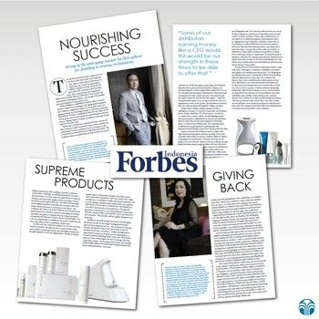 Forbes Indonesia Coverage Jpeg Anti Aging Skin Products Nuskin