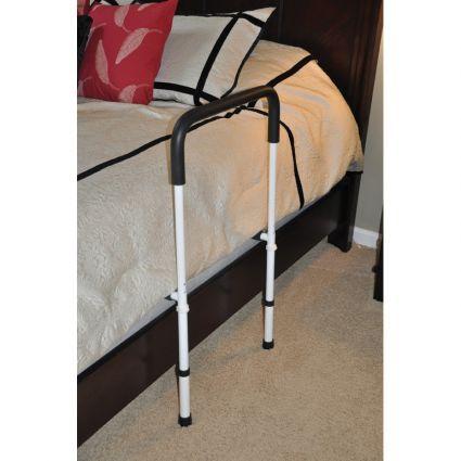 adjustable bed rail, pick up bed rails - bedroom - bed safety
