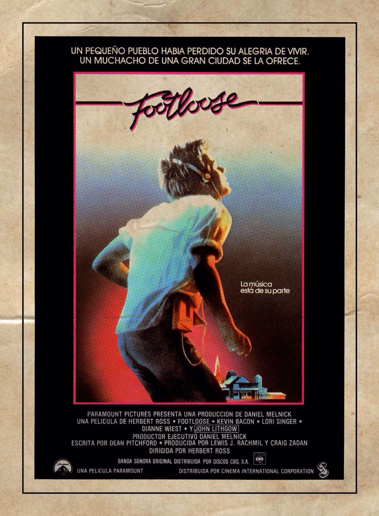 Footloose Peliculas Que Ver Peliculas Cine