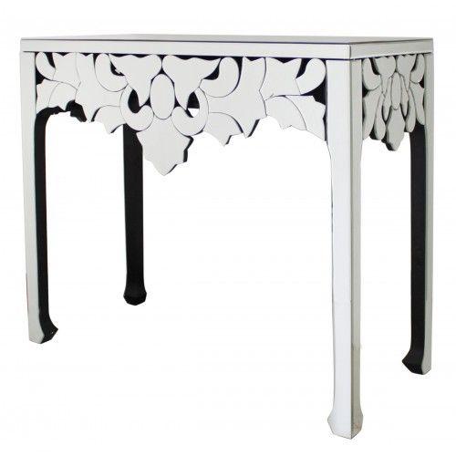 Venetian Mirror Console Table Koncept Furnishing