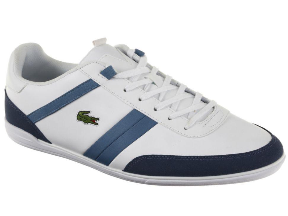 9d5a018ddcc67 LACOSTE TENIS BLANCO   men Sneakers   Sneakers, Tennis, Footwear