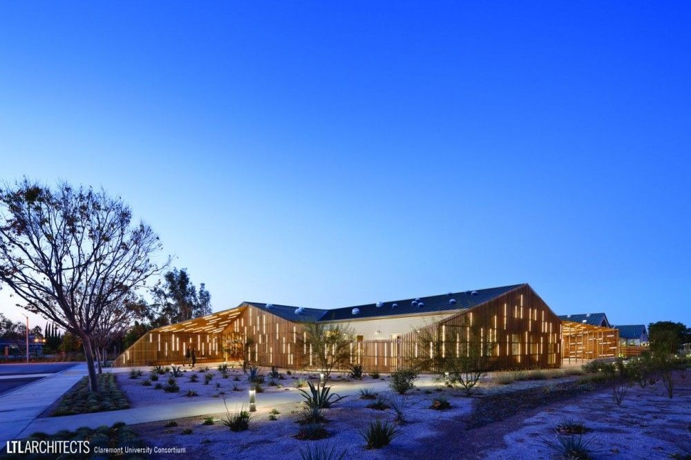 LTL Architects - Claremont University Consortium Administrative Campus, California, US (2011) #campus #university #educational