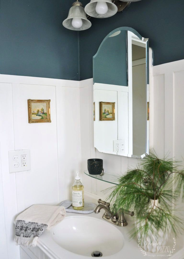 Blue Green Bathroom Colors In 2020 Green Bathroom Dark Green Bathrooms Blue Green Bathrooms