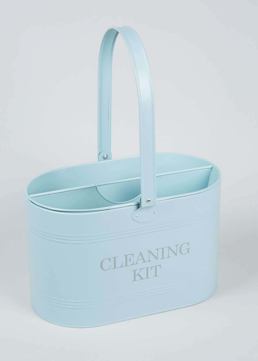 Metal Cleaning Caddy Tin (34cm x 22cm x 20cm) View 1 | Bathroom ...