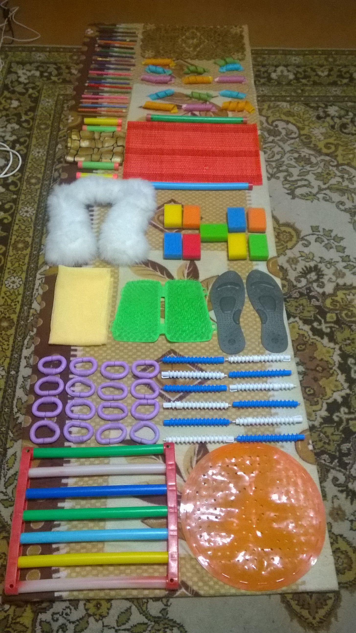 Сенсорные коврики для детей до года своими руками фото 917