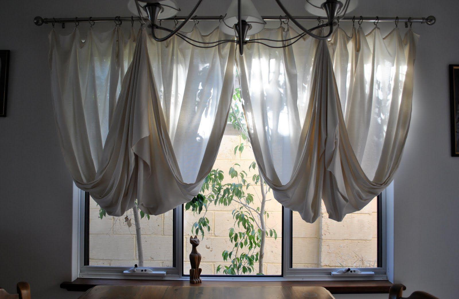 Curtain Ideas For Sliding Window Dining Room Curtains Ideas