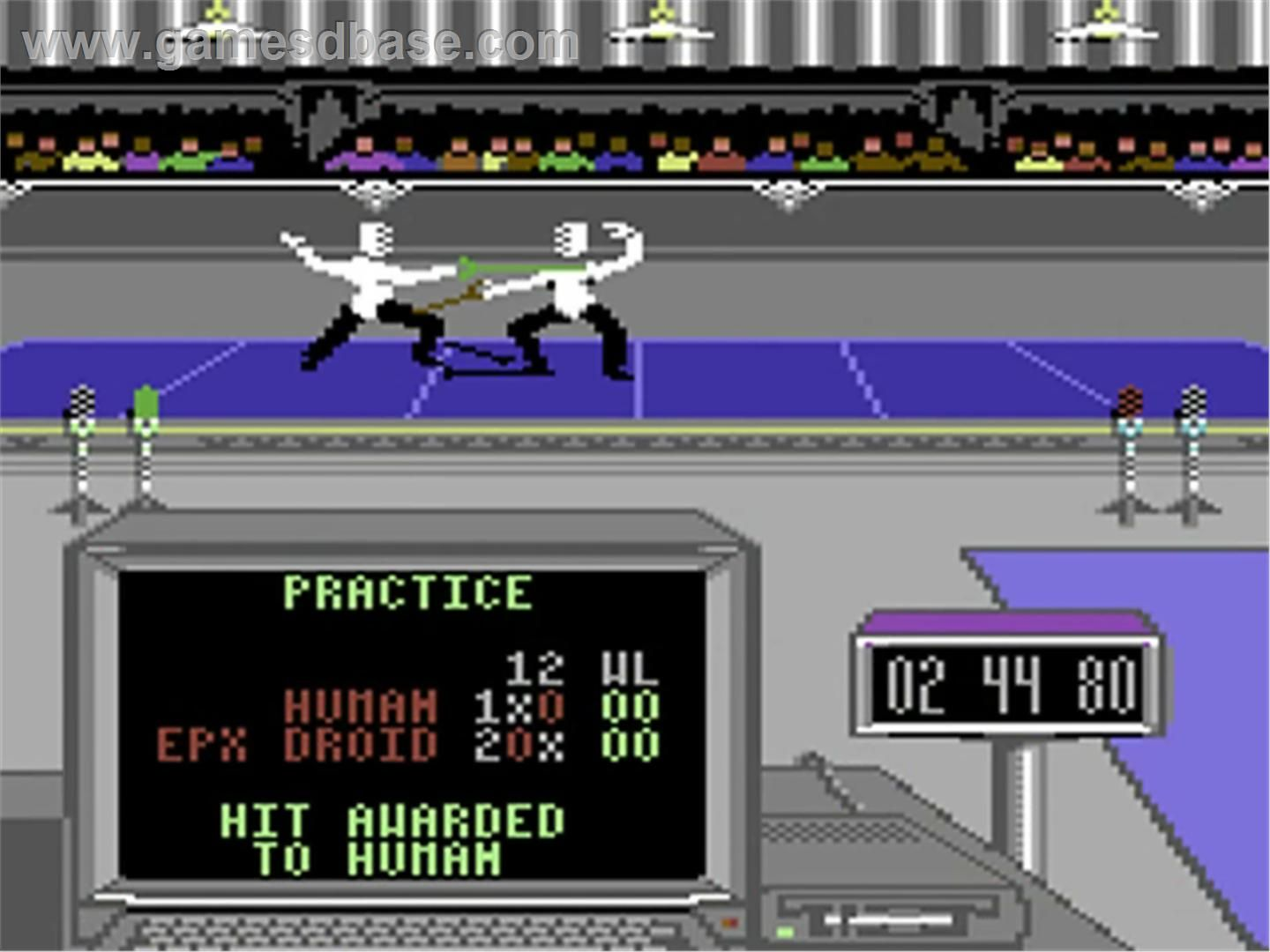 Summer Games II (Commodore 64)      best sports game on C64