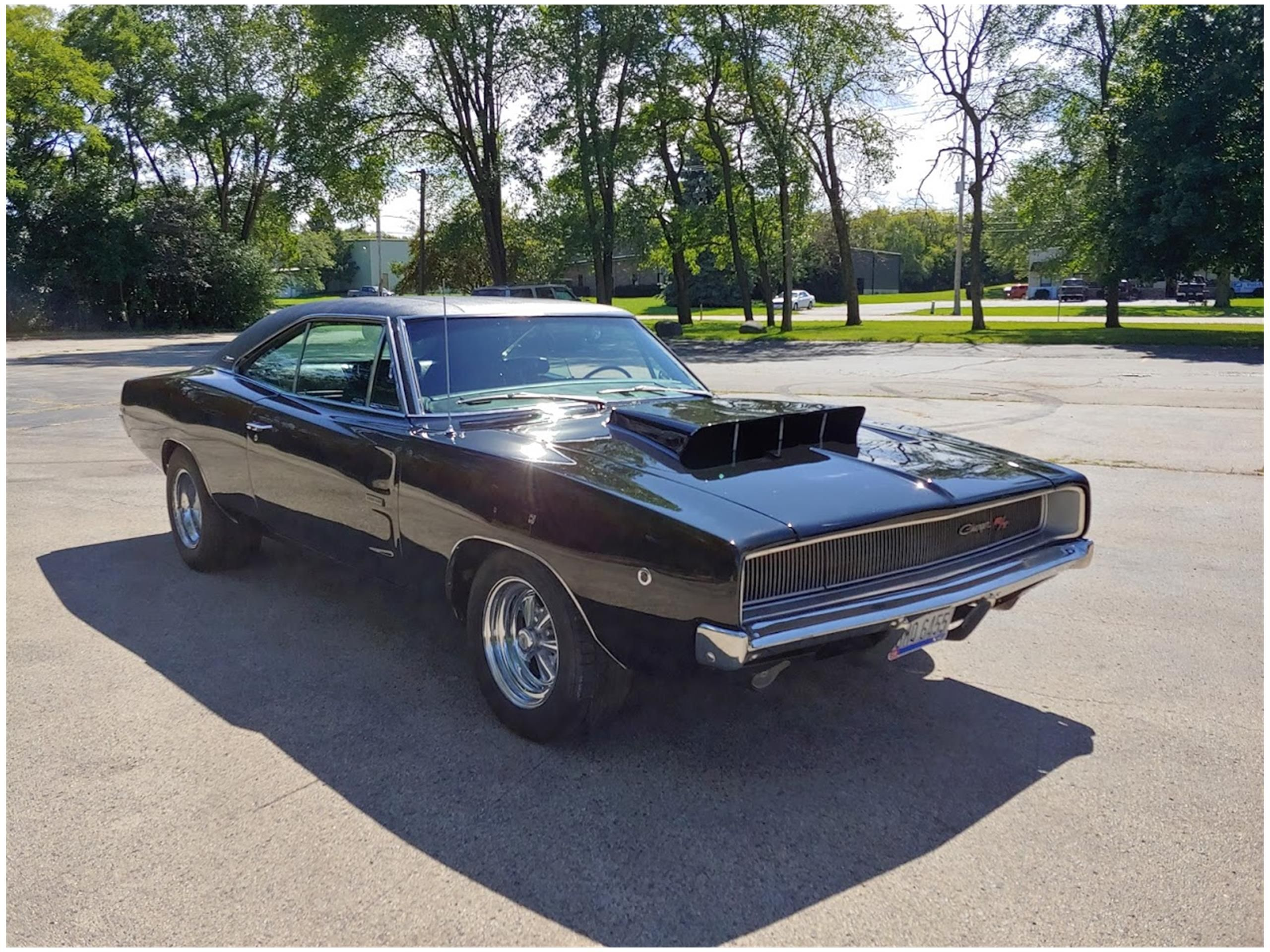 1968 Dodge Charger Cc 1259096 For Sale In Richmond Illinois Dodge Charger For Sale 1968 Dodge Charger 1969 Dodge Charger