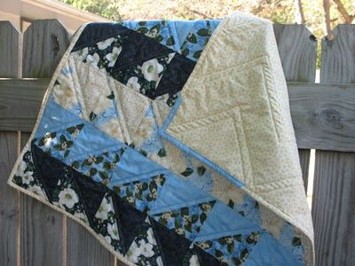 Creative Chicks: Boy Baby Quilts