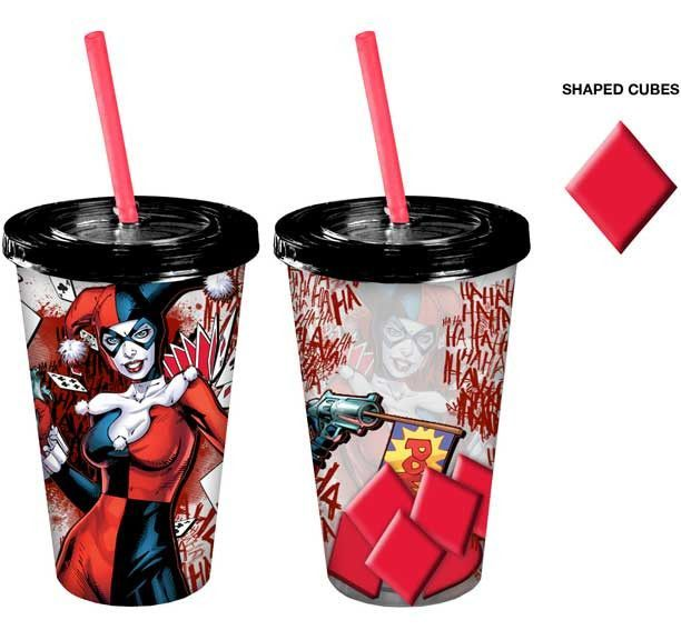 Travel Cup Harley Quinn