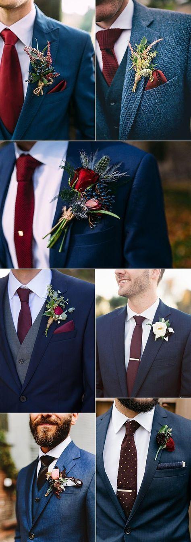 20 Trending Groom's Suit Ideas for 2019 Weddings Wedding