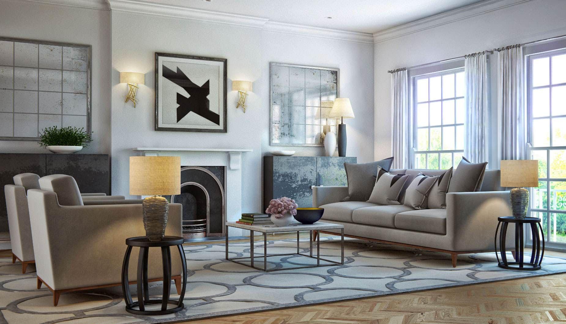 Interior Design Lli Design Interior Designer London Urban Living Room Design Urban Living Room Interior Design Urban living room decor