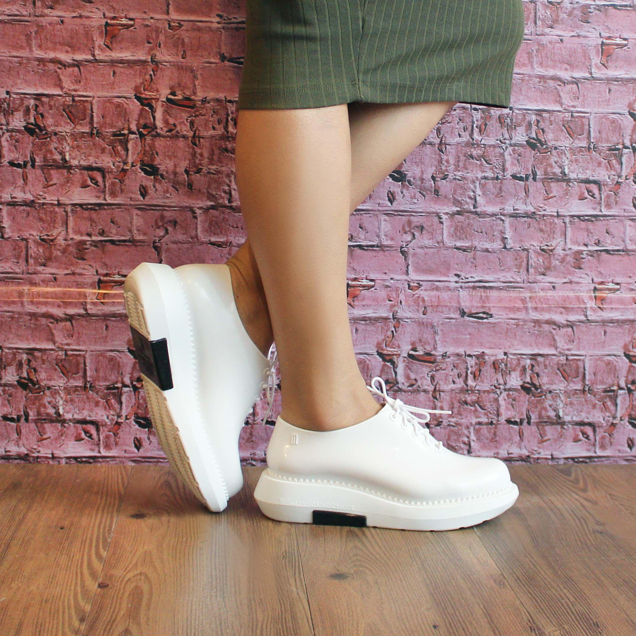 Melissa Shoes Grunge + Vitorino Campos psh76jJ