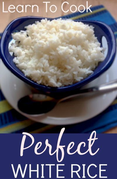 How To BoilPerfect Rice -Rice Cooking Chart #whitericerecipes Rice Water Ratio - How To Cook Perfect White Rice Recipe, Rice Cooking Chart #whitericerecipes