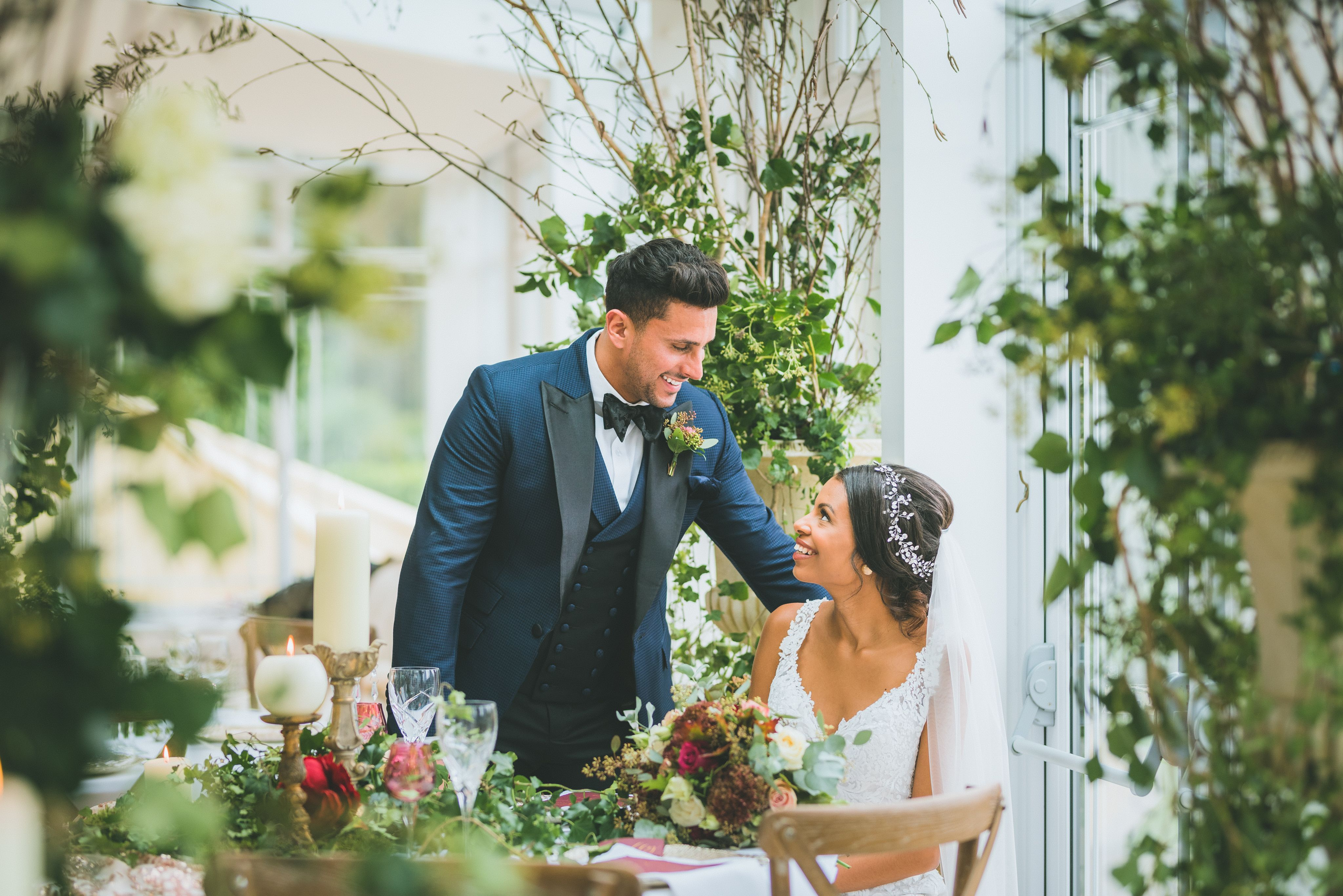 Woodland wedding dress  Woodland Wedding Styled Shoot by Serayah Styling u Event Management