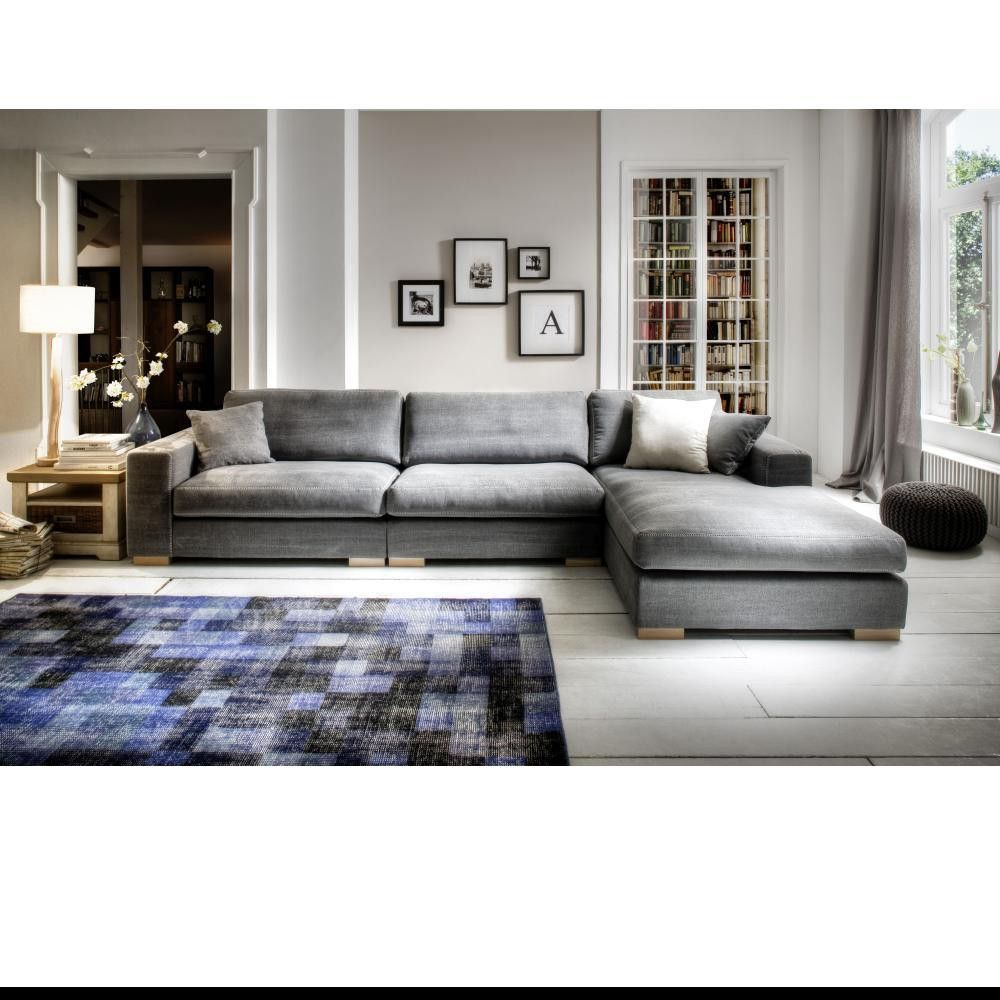 ecksofa ventimiglia divan rechts graphite at46277 m sofa pinterest sofa. Black Bedroom Furniture Sets. Home Design Ideas
