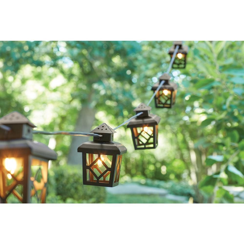Outdoor String Lights Metal: Light Up Your Patio Or Deck With These Metal Lantern