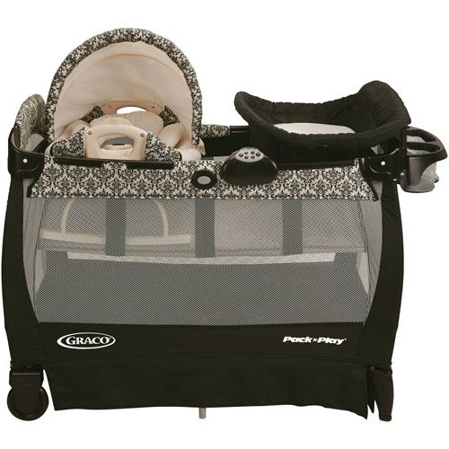 Graco Pack N Play Playard With Cuddle Cove Rittenhouse