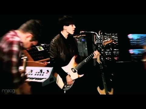 Tegan U0026 Sara | Living Room | MOOG SOUND LAB   YouTube