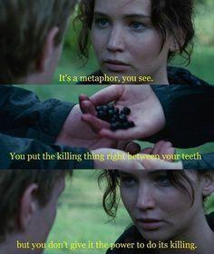 katniss y petta