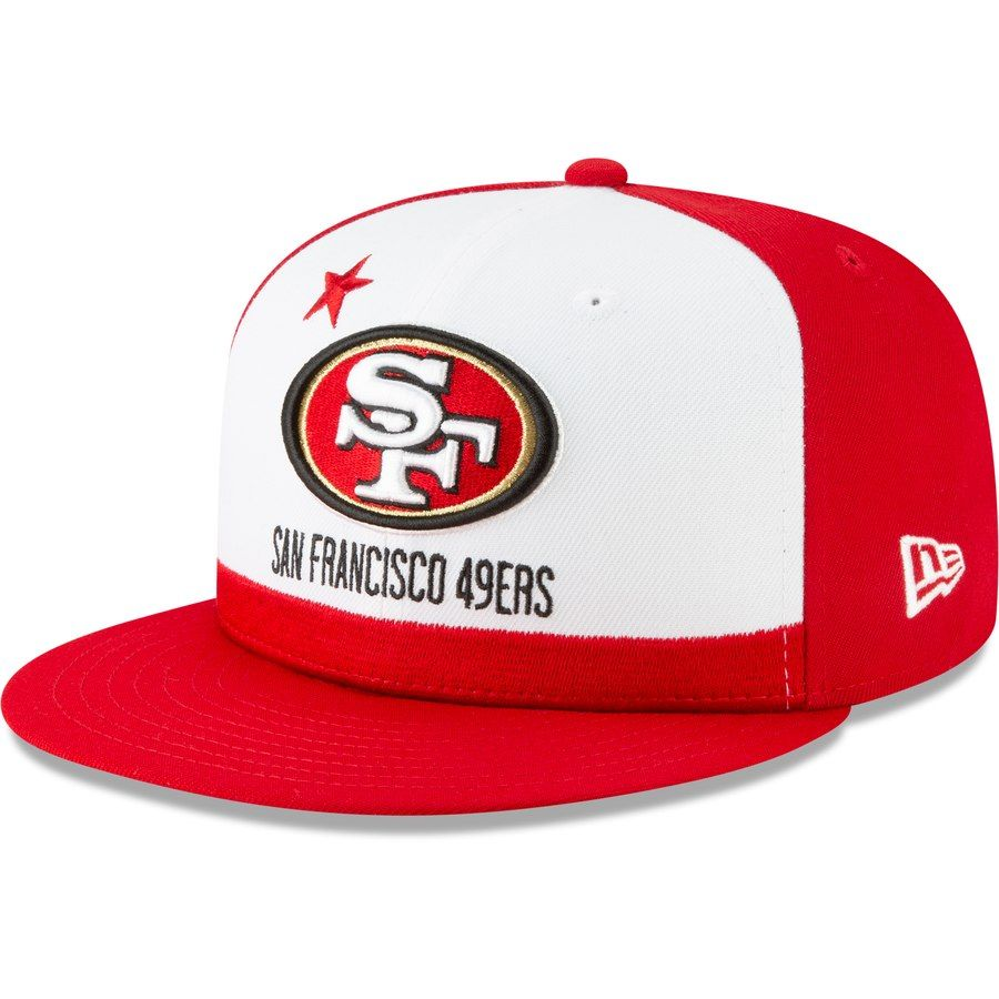 official store los angeles another chance San Francisco 49ers New Era 2019 NFL Draft On-Stage Official ...